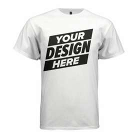 Customise tshirt (home delivery)