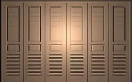 Layanan pembuatan dan pasang pintu press bisa service