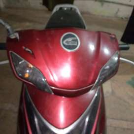 united 100cc automatic scooty