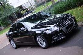 Jual Audi A4 B8.5 / 1.8 T Black