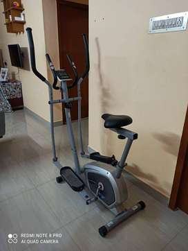 WC 6040 WELCARE MAGNETIC CROSS TRAINER