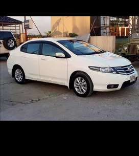 Honda city aspire bank lease at ur name without down payment
