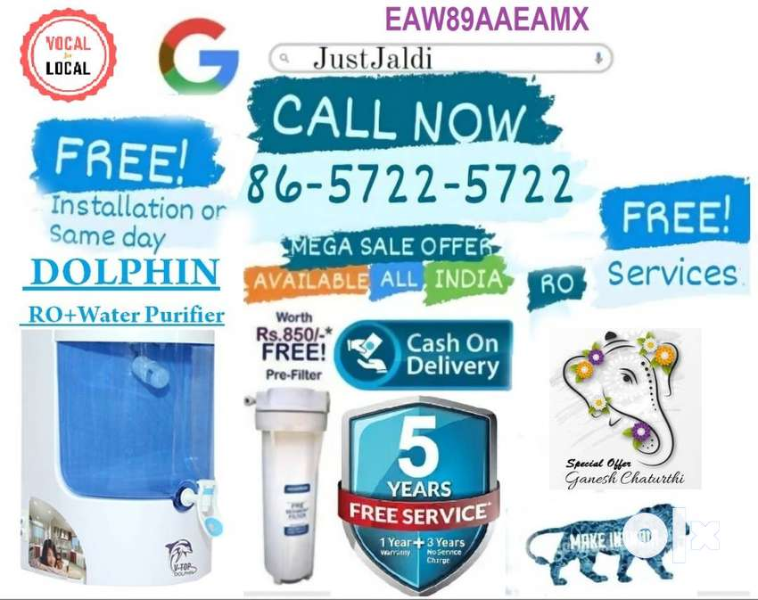 EAW89AAEAMX RO WATER FILTER WATER PURIFIER LED.  our most reliable and