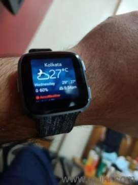 Brand new Fitbit smartwatch for sale