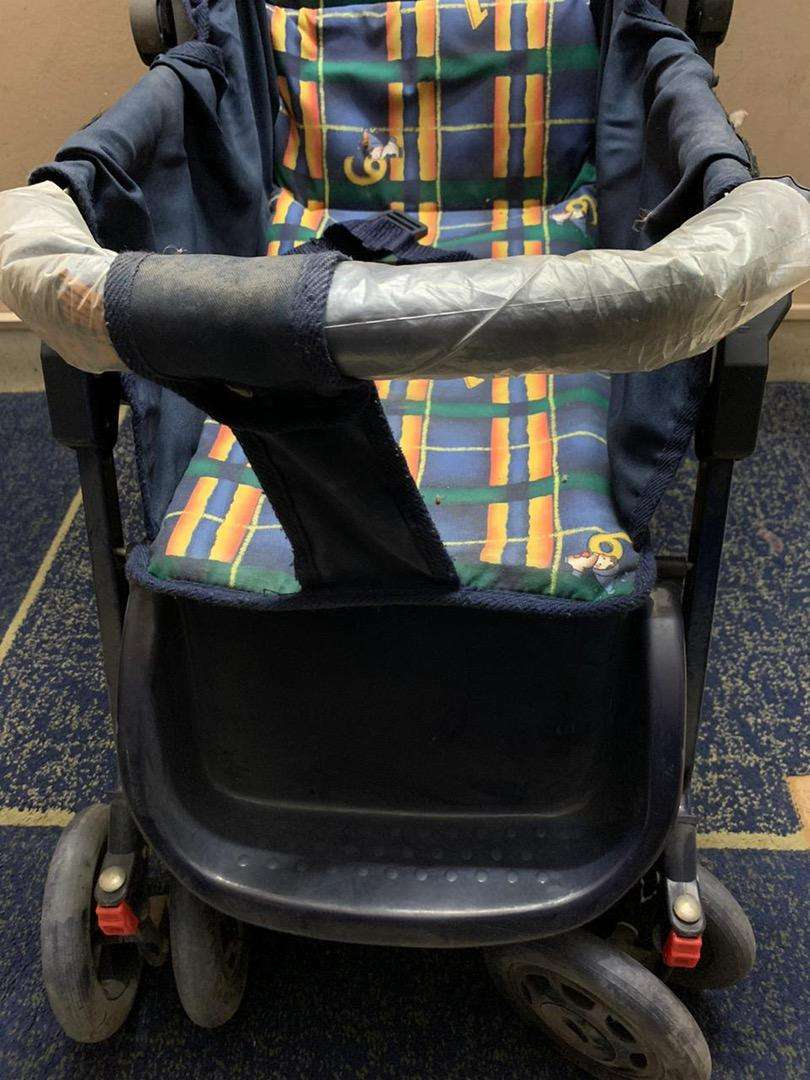 Baby carrier and pram for sale