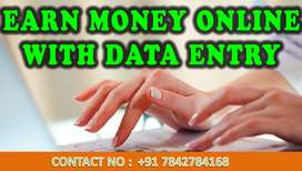 Work Easily from home and earn Money