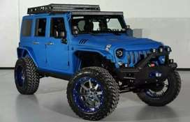 Modified stylish best quality jeep