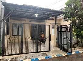 Rumah Kahuripan Nirwana Sidoarjo Kota dkt Tol Pondok Jati SHM Nego