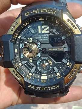 Jam tangan Gshock ga 1100 origina