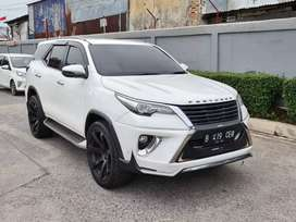 Toyota Fortuner VRZ 2017 Modif Gress