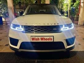 Land Rover Range Sport SDV6 SE, 2018, Diesel