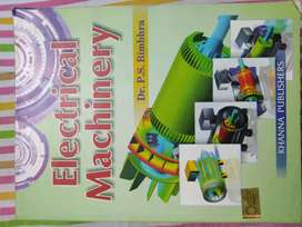 Electrical Mechinery by Dr. P. S. Bhimra
