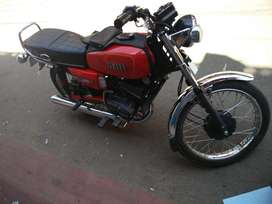 RX 100 red colour