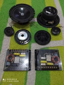 Speaker 3way dls