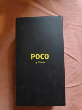 Poco F1 6gb 64 full box