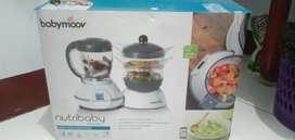 Baby moov nutribaby blender masak bayi