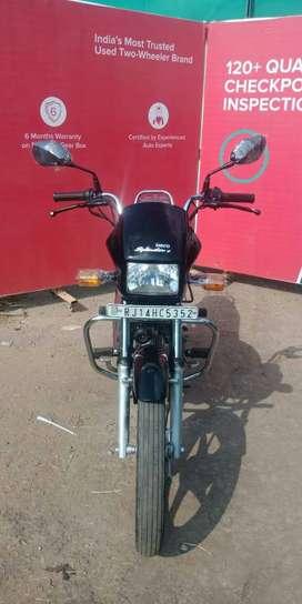 Good Condition Hero Splendor Plus with Warranty |  5352 Jaipur