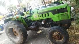 Tractor(same) deutz-fahr amount:4,00,000