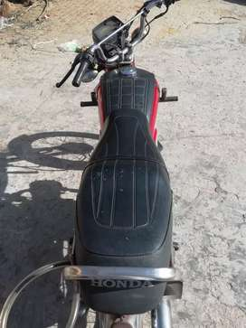 Honda Bike sell2012