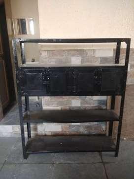 5 Feet Iron Rack