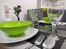 Disewakan Apartemen Puncak Permai Baru New Furnished