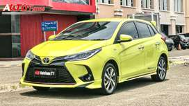 Toyota All New Yaris TRD Sportivo AT Facelift 2020 KM 5.000