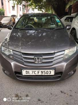 Honda City 1.5 V Automatic Exclusive, 2011, Petrol