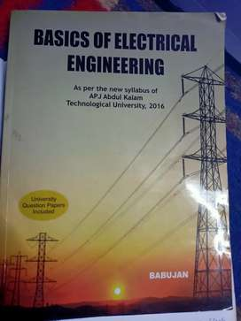 BASIS OF ELECTRICAL ENGINEERING,KTU SYLLABUS..QUESTIONS PAPER INCLUDED