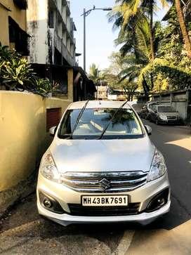 Maruti Suzuki Ertiga 2018 CNG & Hybrids Well Maintained
