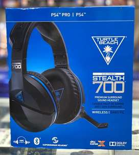 Turtle Beach Stealth 700 Gaming Headset Ps4 Xbox Ps5