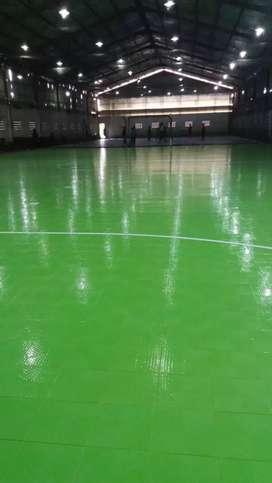 Spesialis lapangan futsal vinil dan interlock