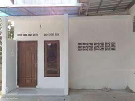 Disewakan / Kontrakan Rumah 2 Kamar, Daerah Susunan Baru. Nyaman, Asri