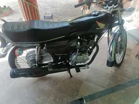 Sulf start 125 2019 model in new condition