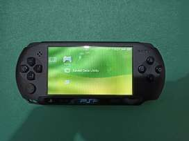 Sony PSP Street charcoal black (with original box) E1004