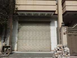Shop for rent in commercial market stown