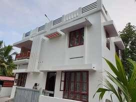 3.5 cents,1700 sqft building for sale sreekariyam