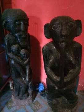 Patung Pantak  ( Sekeluarga ) Info detail chat wa