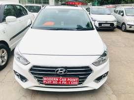Hyundai Fluidic Verna 1.6 CRDi SX Automatic, 2019, Diesel
