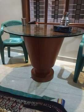 Dining cum office table