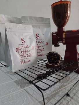 Kopi Bubuk Robusta Pontianak Lariss Coffee Premium Robusta 500 gram