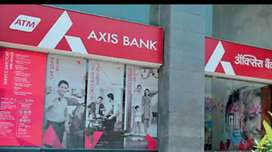 Requirement in Axis Bank Ltd.