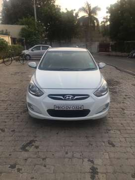 Hyundai Fluidic Verna 1.6 CRDi S, 2012, Diesel