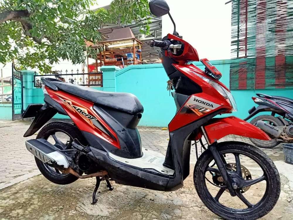 Jual Honda Beat FI 2013
