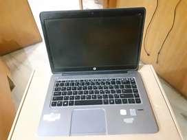 Hp folio 1040 Super Slim light weight Best Laptop