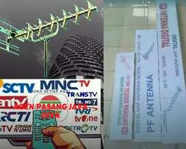 Instalasi pasang signal antena tv digital tambun selatan