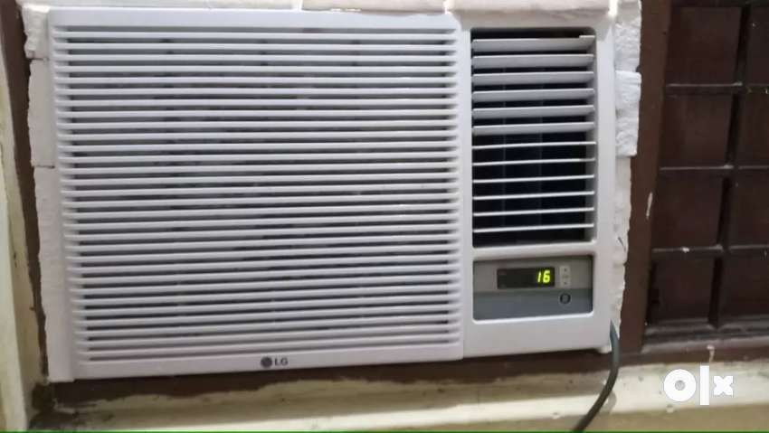 Lg 1.5ton window ac in excellent condition urgent sell 0