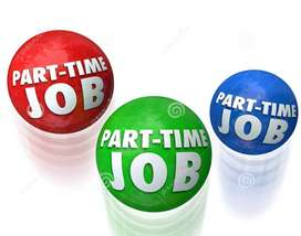 Part time job- basic typing knowledge only -Call us