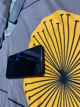 Iphone x 64gb black