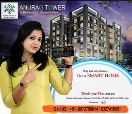 Ready to move Podium concept smart apartments for sale.