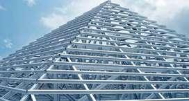 Rangka atap Baja ringan metal